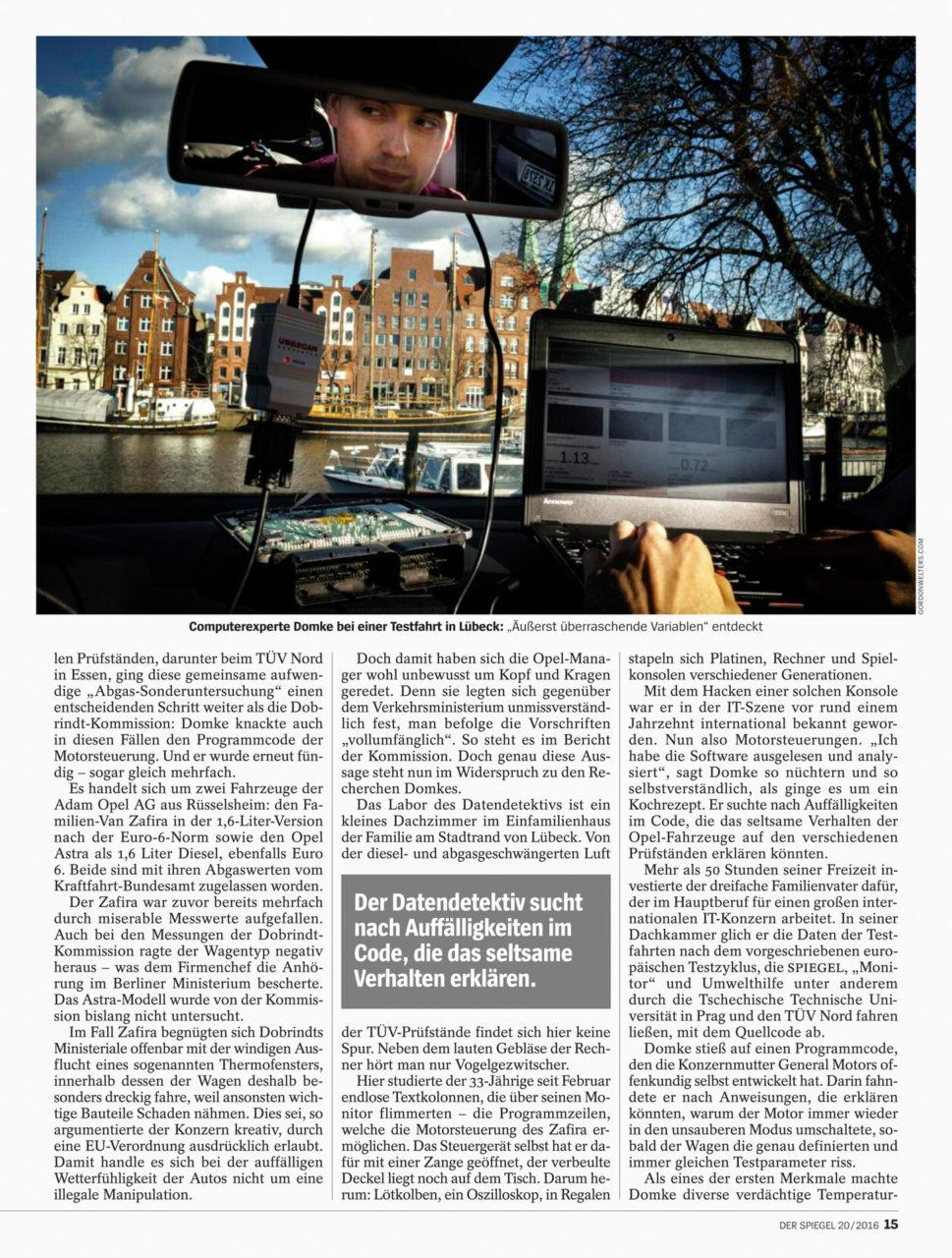 Der spiegel gordon welters fotograf deutschland for Der spiegel impressum