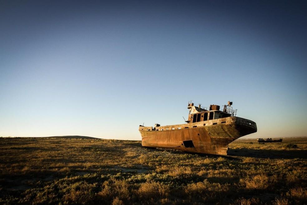 Der Aral See – Salziges Vermächtnis